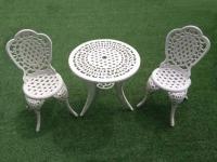 Комплект мебели «Лион» Стол и два стула