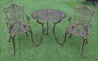 "Комплект мебели ""Корсика""  Стол и два кресла"
