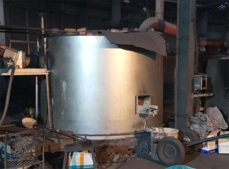 Мебель литьё алюминия в кокиль для изготовления деталей мебели