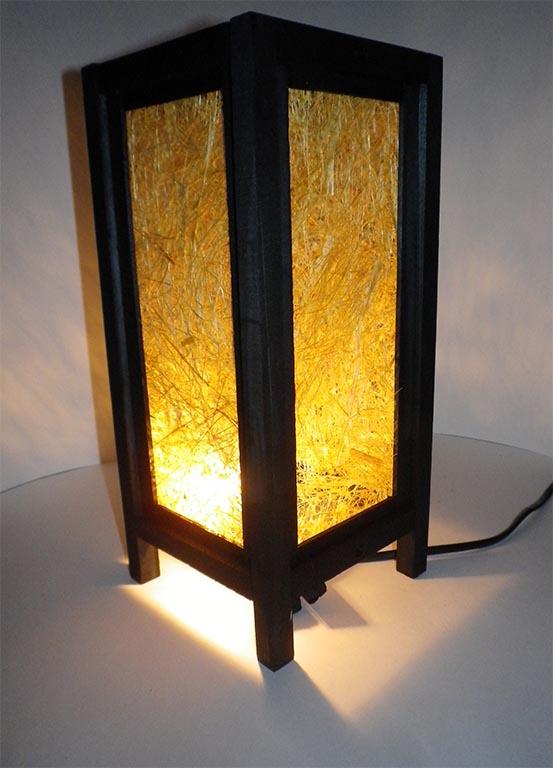 светильник волокна